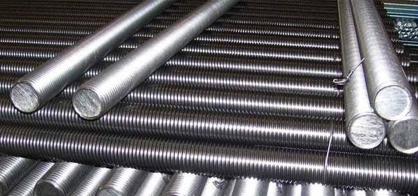 Stainless Steel 904L Threaded Bars Supplier