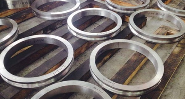 Super Duplex Steel S32750 Rings Supplier